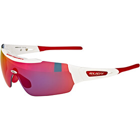Rudy Project Ergomask Gafas, white gloss/red